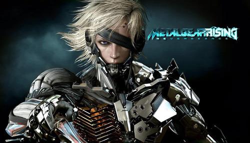 metal gear rising revengeance - playstation 3 novo