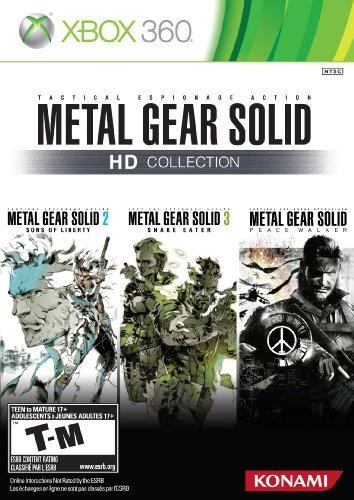 metal gear solid hd colección
