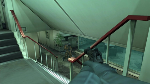 metal gear solid hd collection -juego -ps3