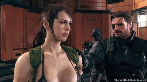 metal gear solid juego ps3