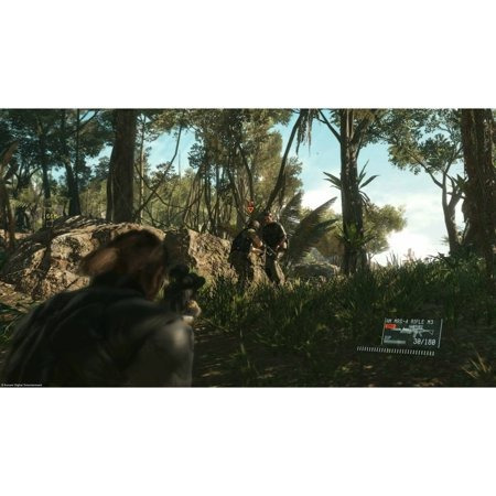 metal gear solid v: el dolor fantasma (ps3)