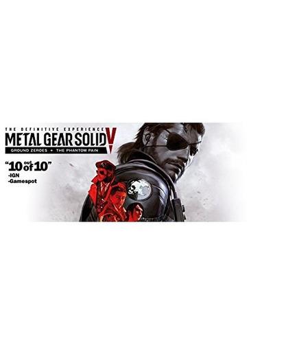 metal gear solid v: la experiencia definitiva - playstati