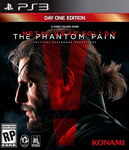metal gear solid v the phantom pain day one ps3 digital gcp
