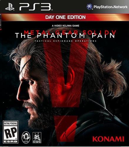 metal gear solid v: the phantom pain/ ps3 digital