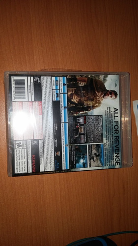 metal gear solid v the phantom pain ps3 nuevo y sellado