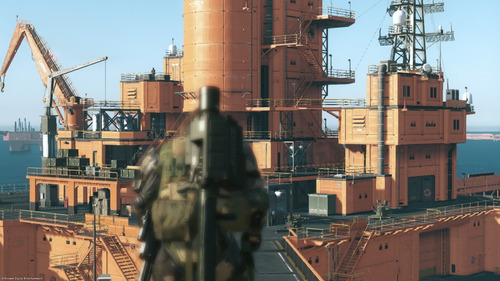 metal gear solid v the phantom pain xbox 360 mídia física