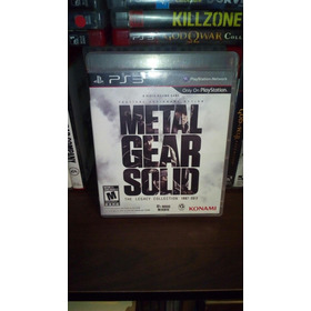 Metal Gear The Legacy Collection Ps3
