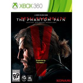 Metal Gear V The Phantom P Xbox 360 Envio Gratis Instantaneo