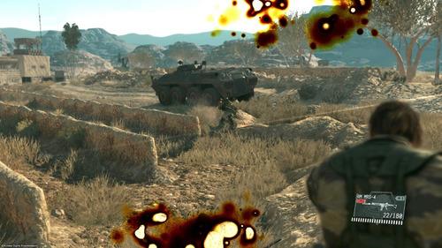 metal gear v: the phantom pain - x360 - fisico - mundojuegos