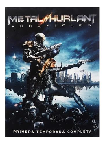 metal hurlant - primera temporada - sbp - dvd zona 4