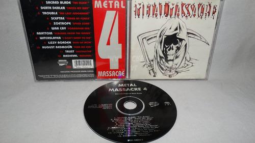 metal massacre - iv (abattoir trouble zoetrope)