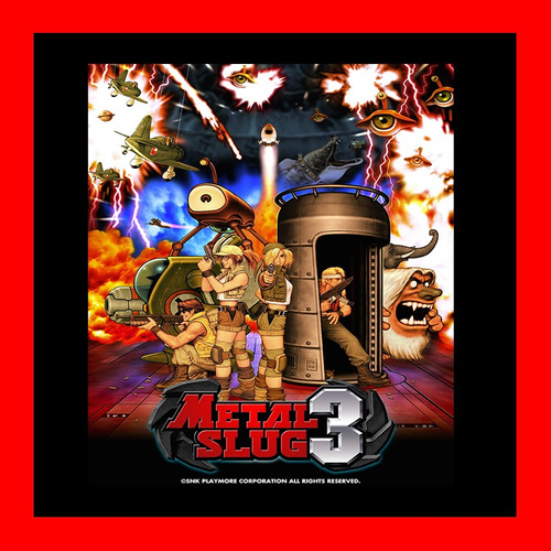 metal slug 3 ps3 digital