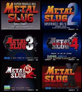 metal slug collection pc digital
