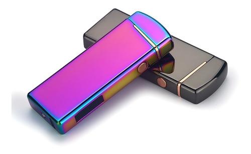 metal usb recargable encendedor elctrico encendedor a