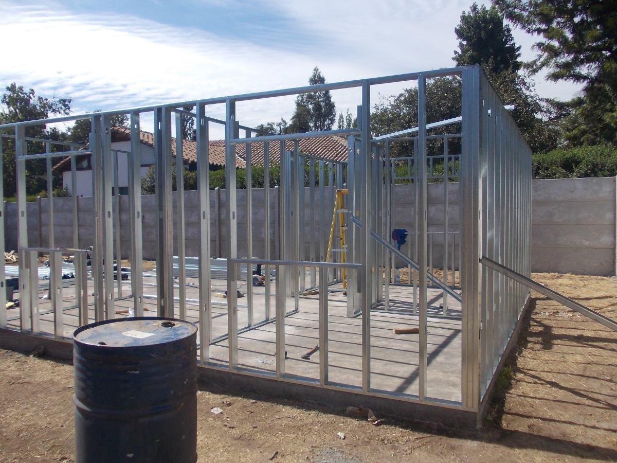 Metalcom Tabiques Casas Y Ampliaciones 500 En Mercado