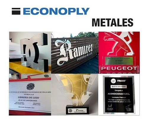 metalex plancha placa laserable econoply metalizado 60x40cm