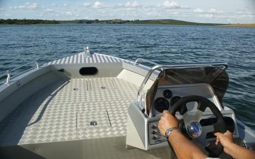 metalglass mg 220 - 0 km - somente o barco bravonautica