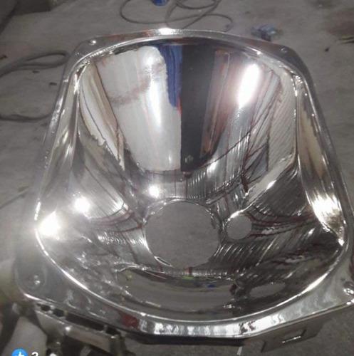 metalizacao em faróis,peças de moto,carro,qualquer material
