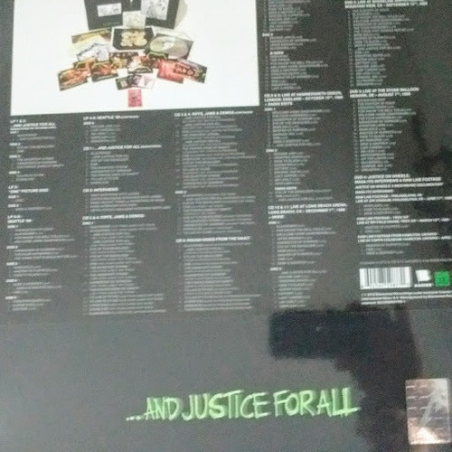 metallica - ...and justice for all (remastered) / ltd.deluxo