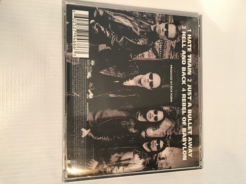 metallica beyond magnetic 4 tracks inéditos envío gratis!!!