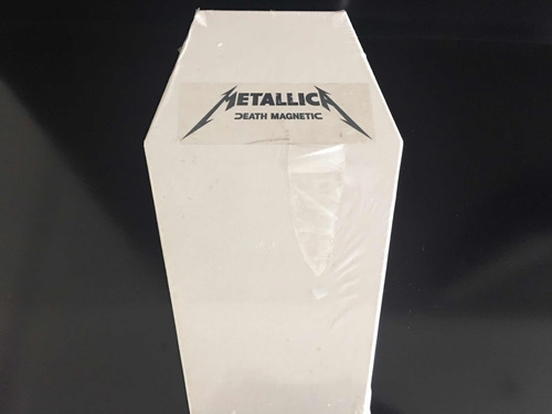 metallica coffin box death magnetic