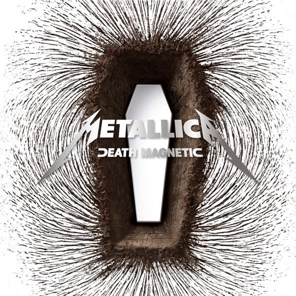 Metallica - Death Magnetic - $ 750,00 en Mercado Libre