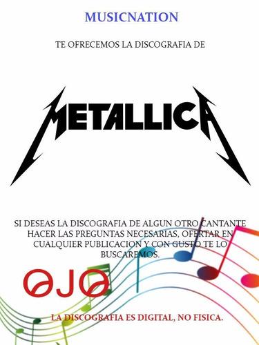 metallica (discografia)