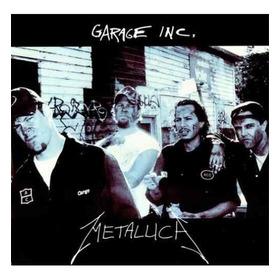Metallica Garage Inc. 2 Cds Originais Novos Lacrados Raro