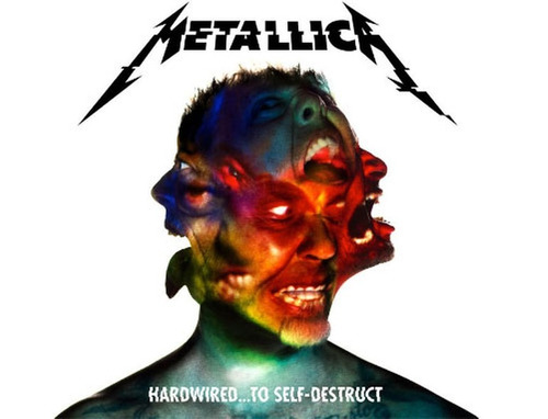 metallica hardwired to self destruct cd x 2 nuevo