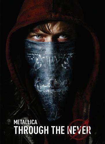 metallica through the never - 2dvd