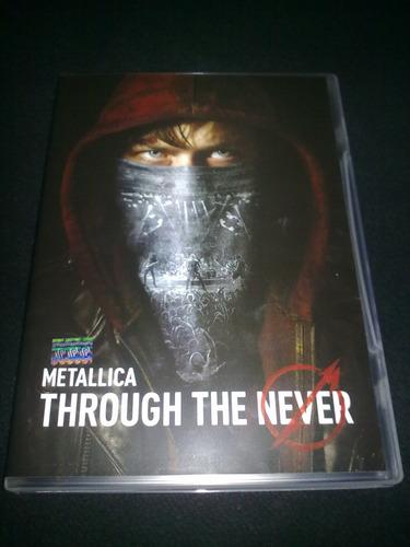 metallica / through the never