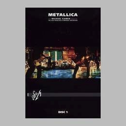 metallica with the san francisco symphony orches dvd nuevo
