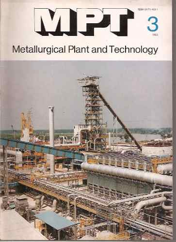 metallurgical plant & technology 3/1983/metalurgia alemania