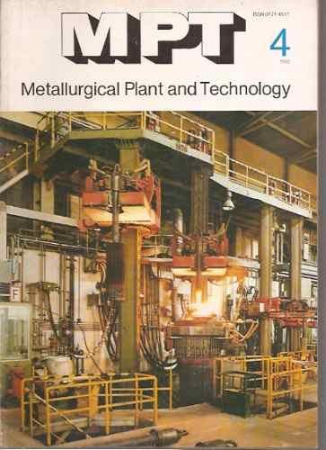 metallurgical plant & technology 4/1982/metalurgia alemania