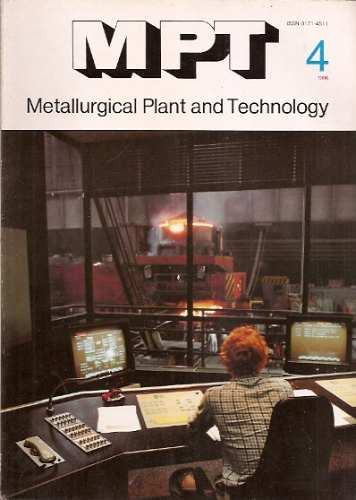 metallurgical plant & technology 4/1986/metalurgia alemania