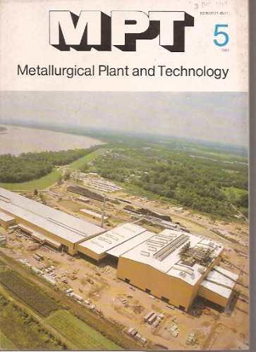 metallurgical plant & technology 5/1981-/metalurgia-alemania