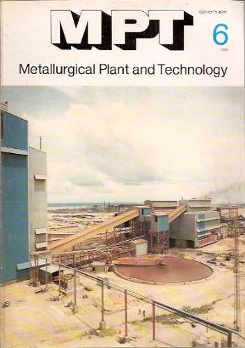 metallurgical plant & technology 6/1985-/metalurgia/alemania