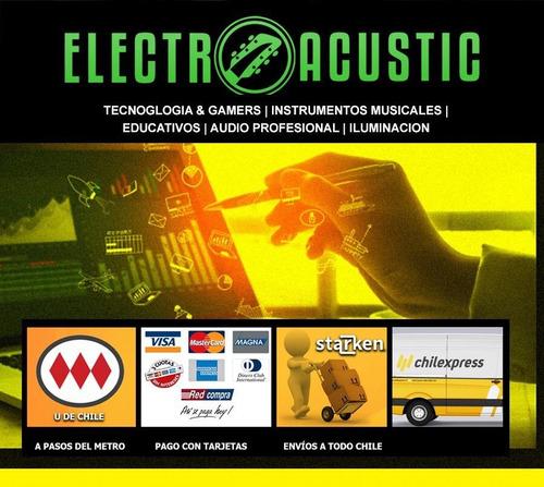metalofono cromatico 25 notas color y plateado