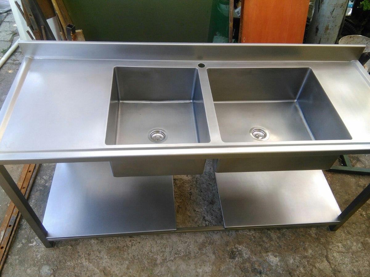 Muebles De Acero Inoxidable A Medida : Metalúrgica ns trabajos a medida en acero inoxidable