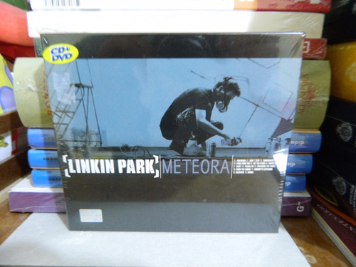 meteora - linkin park - cd + dvd - nuevo - original