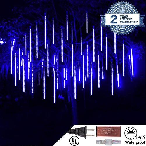 meteoro luces 50 cm 10 tubo 540 led meteoro ducha lluvia luc