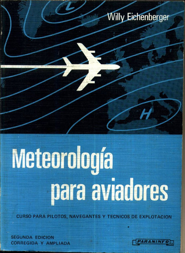 meteorologia para aviadores - willy eichenberger