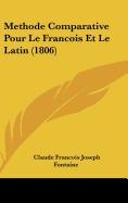 methode comparative pour le francois, claude francois joseph