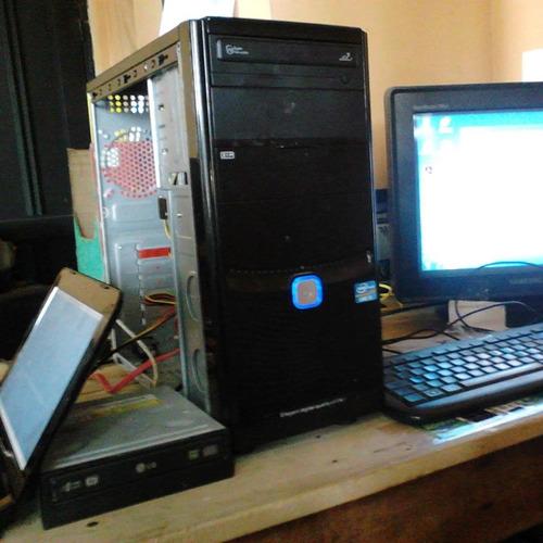 metimiento y reparación de computadores