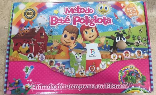 método bebé políglota 100% original, nuevo, al mejor precio!