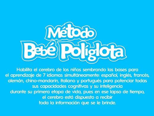 método bebé políglota