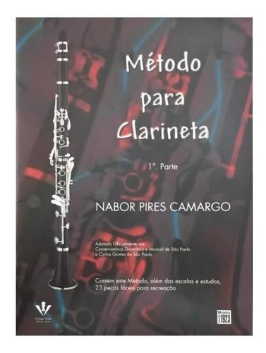 metodo clarineta clarinete nabor pires
