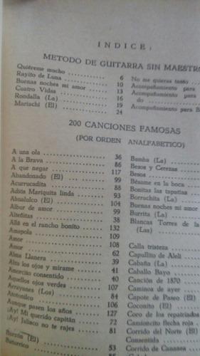 metodo de guitarra sin maestro julian calleja 1951