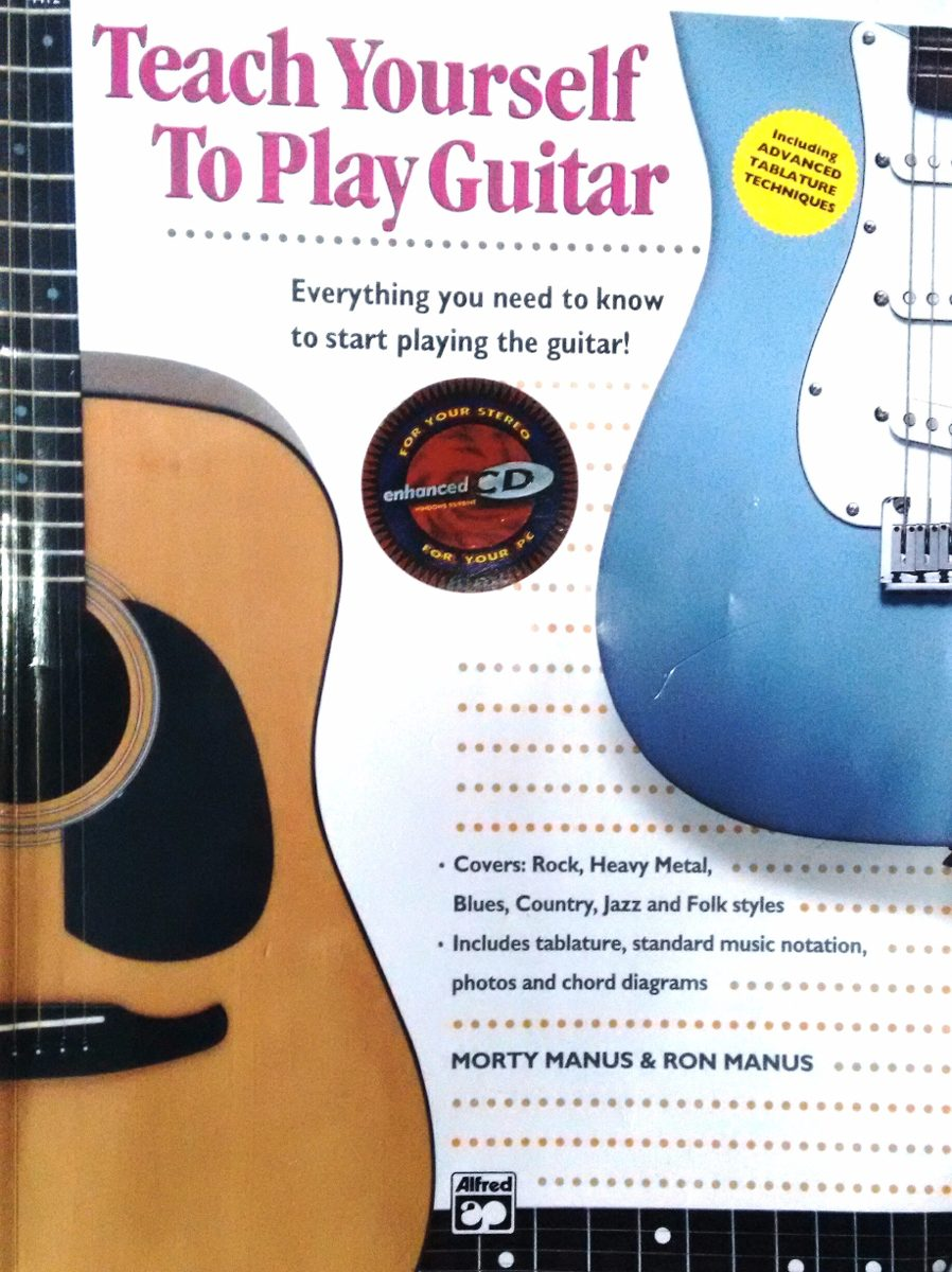 Mtodo livro guitarra teach play guitar country blues jazz r 17 carregando zoom ccuart Images
