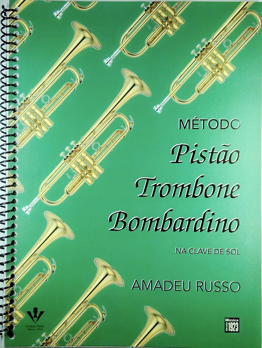 metodo amadeu russo trompete